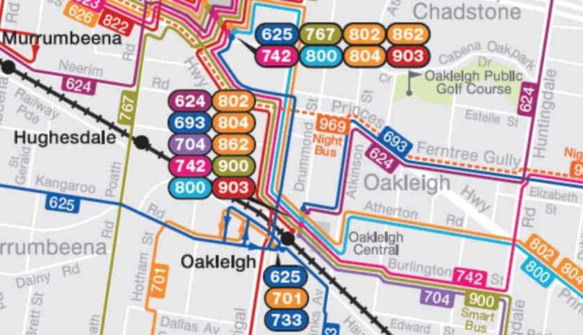 Transport services - Oakleigh Grammar