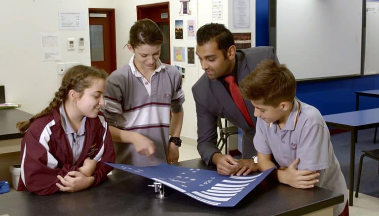 Oakleigh Grammar Oakleigh Grammar Private School International Baccalaureate Students