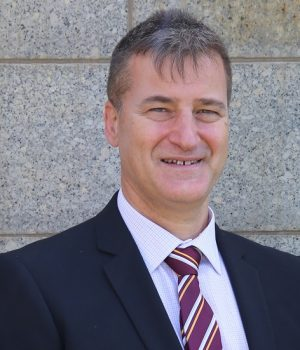 Bill Petridis Board Member Oakleigh Grammar