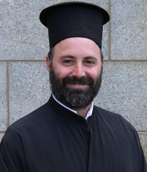 Father George Adamakis Parish Priest/School Chaplain Oakleigh Grammar