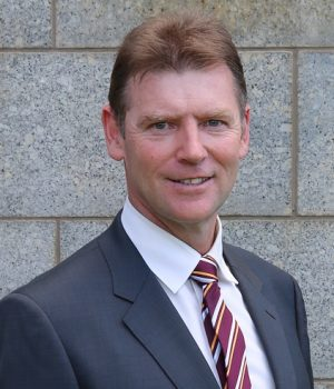 Mark Robertson Board Member - Ex-officio Oakleigh Grammar