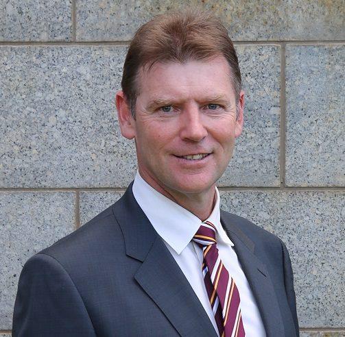 Mark Robertson Board Member - Ex-officio Oakleigh Grammar