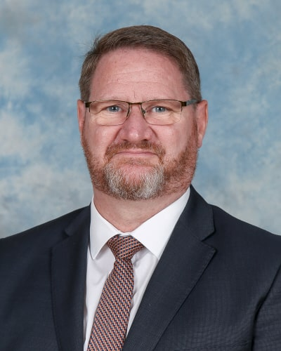 Lance Ryan Deputy Principal of Oakleigh Grammar