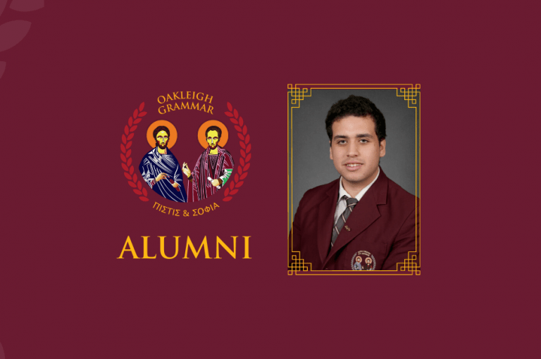Alumni Profile Chris