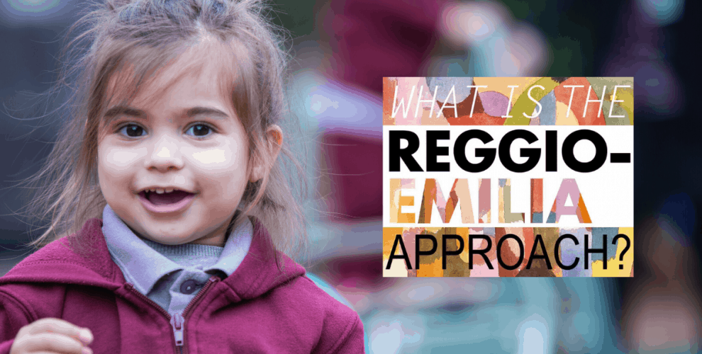 early learning reggio emilia approach