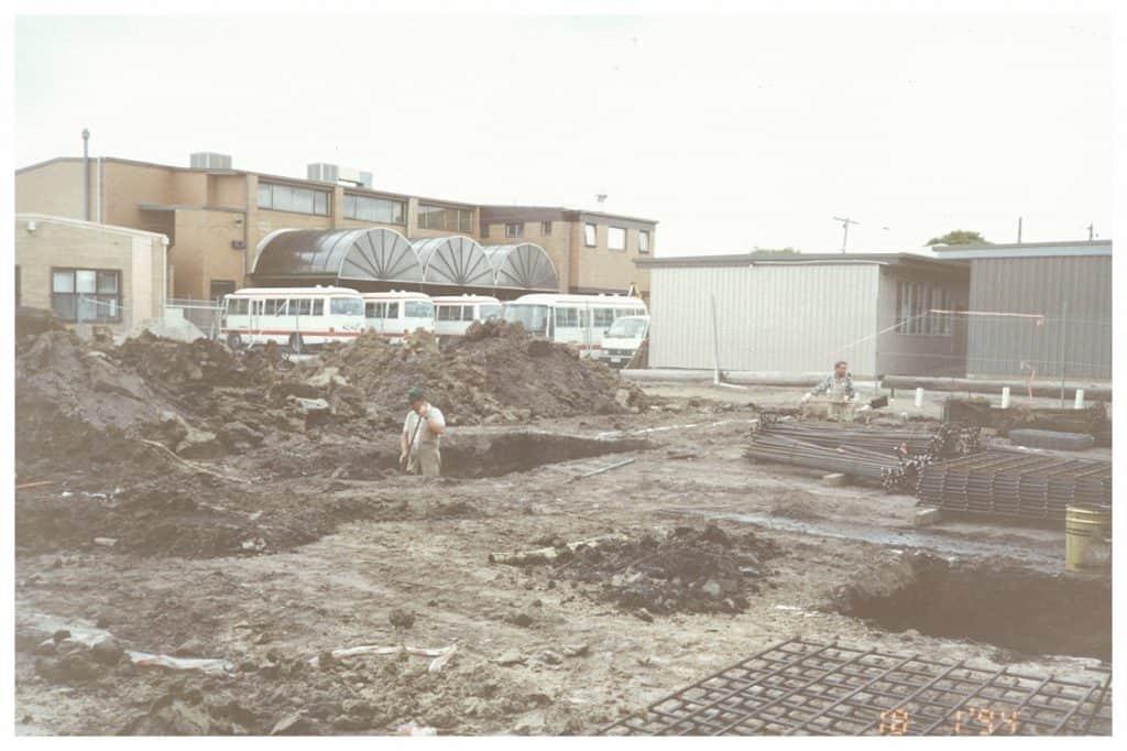 1994 Junior School Development