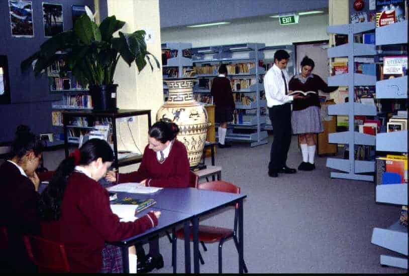 1996 Library Adminexpansion