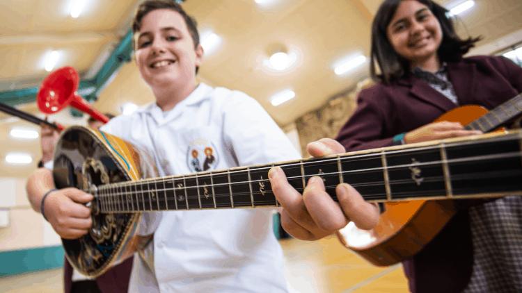Music Program Oakleigh Grammar