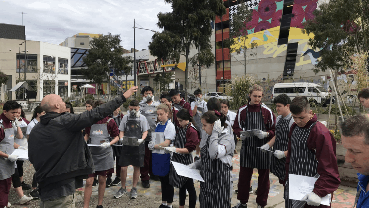 Oakleigh Grammar Camps Program City Experience