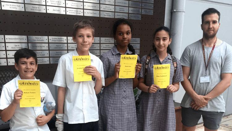 Oakleigh Grammar Learning Enhancement